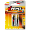 X-Power High Performance baterijas, AA, LR6, 2 gab.