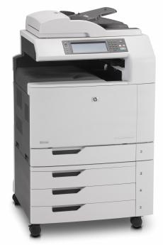 HP Color LaserJet CM6040 MFP, A3