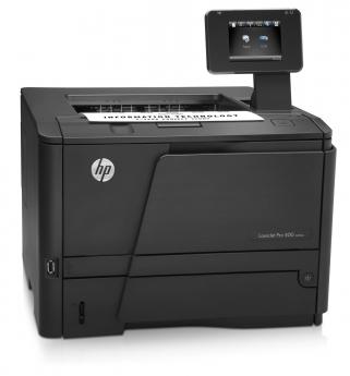 HP LaserJet Pro 400 Printer M401dn, A4